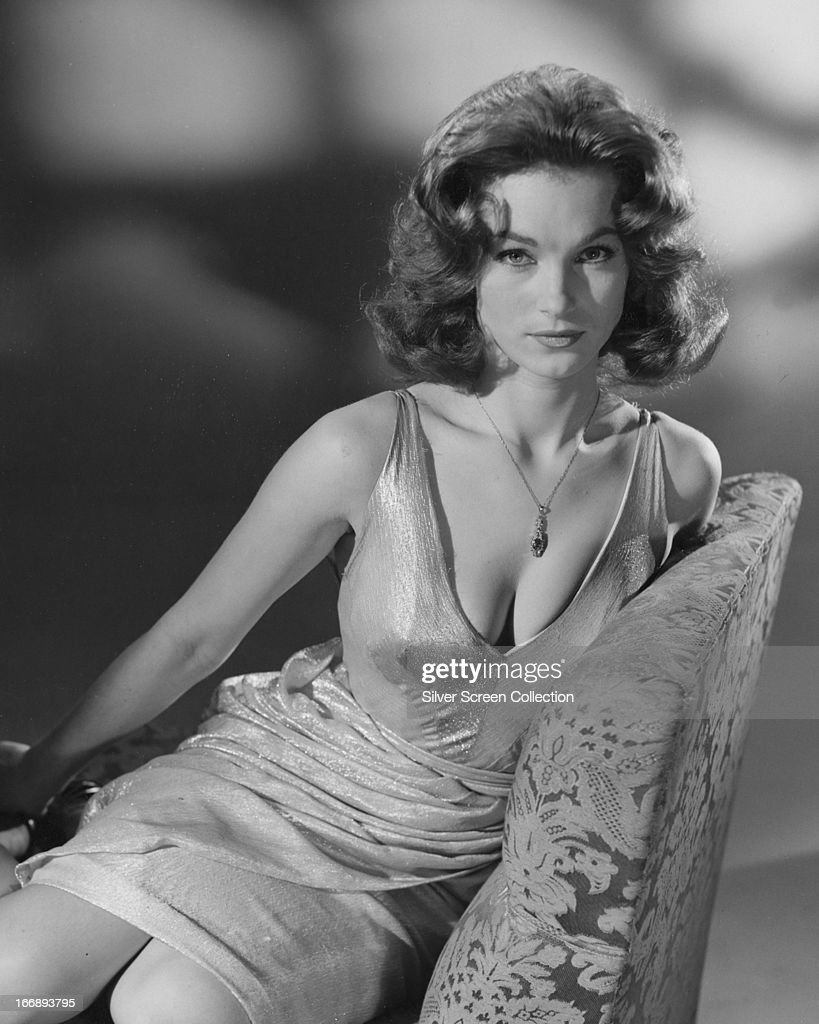 English actress Shirley Anne Field, circa 1960. News Photo ...