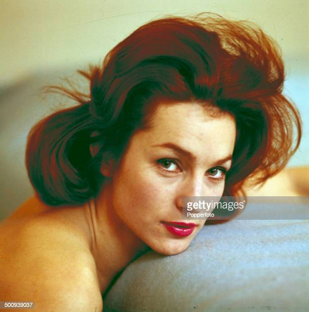 English actress Shirley Anne Field in 1964