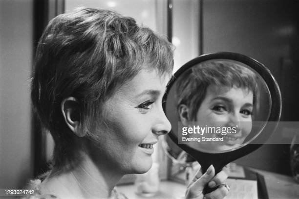 English actress, singer and comedian Millicent Martin, UK, 1st December 1967.