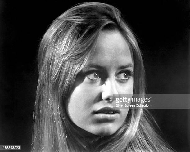 English actress Susan George as Amanda in 'Fright' directed by Peter Collinson 1971