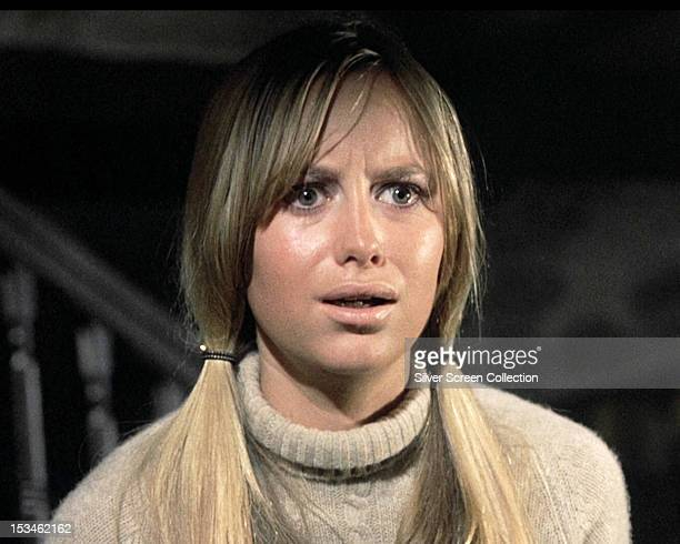English actress Susan George as Amy Sumner in 'Straw Dogs' directed by Sam Peckinpah 1971