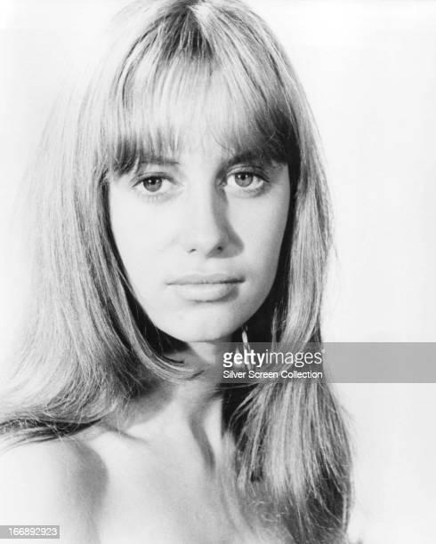 English actress Susan George, circa 1970.