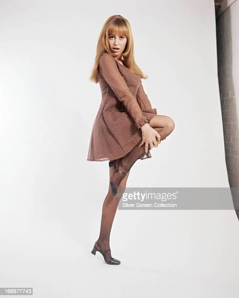 English actress Susan George circa 1970