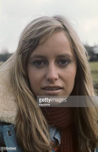 English actress Susan George circa 1975