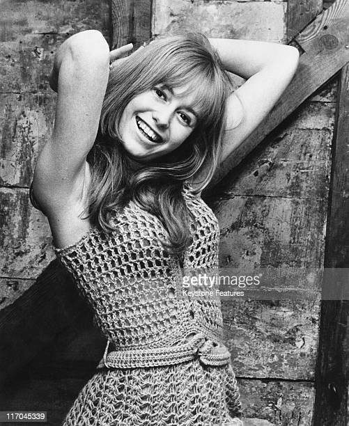 English actress Susan George February 1969
