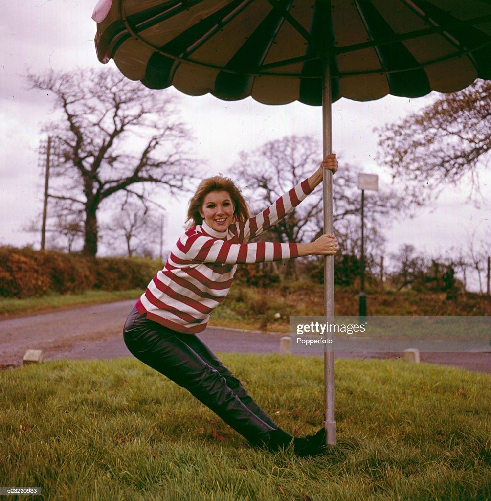 Susan Hampshire : News Photo