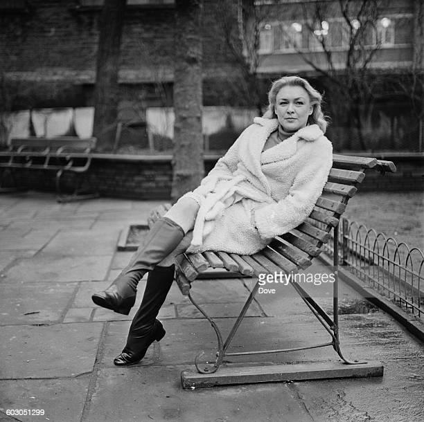 English actress Susan Shaw UK 22nd January 1971