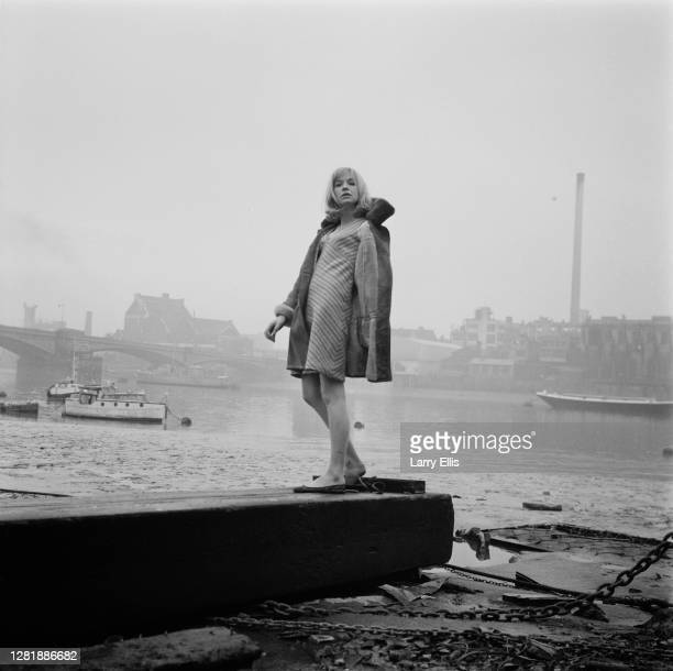 English actress Susannah York , UK, 22nd December 1965.