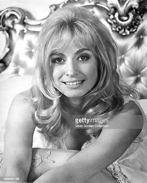 English actress Suzy Kendall circa 1970