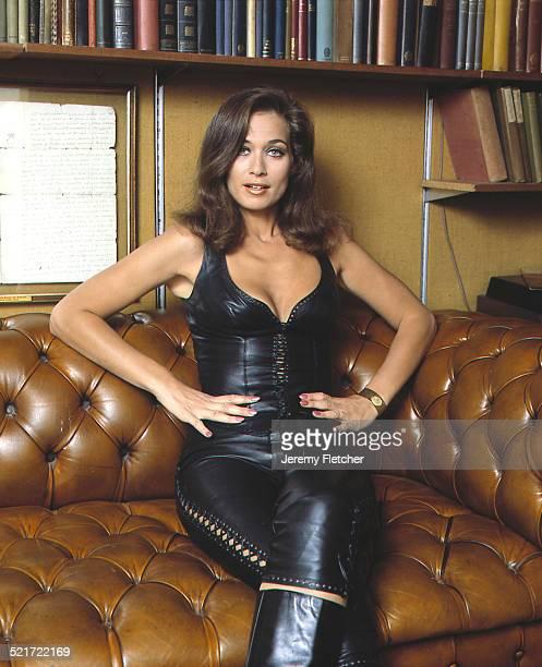 English actress Valerie Leon circa 1975