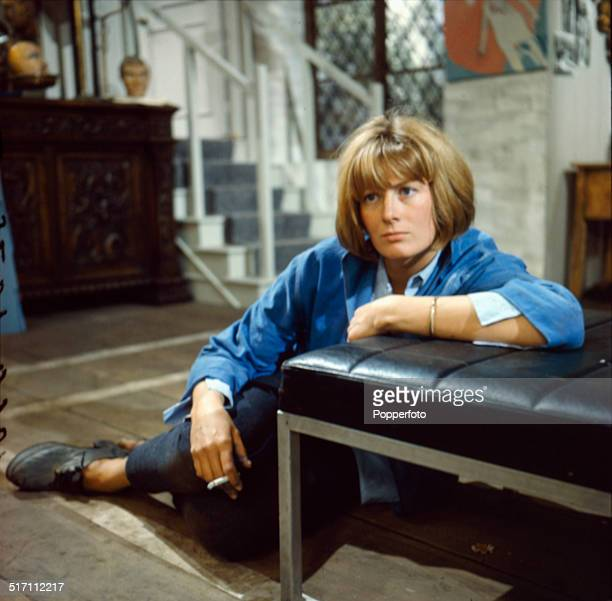 English actress Vanessa Redgrave pictured in a scene from the television drama 'Sally' in 1964