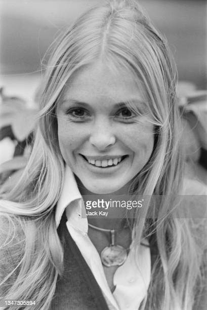 English actress Victoria Tennant, who is set to play leading role in the film 'The Ragman's Daughter', UK, 18th October 1972.