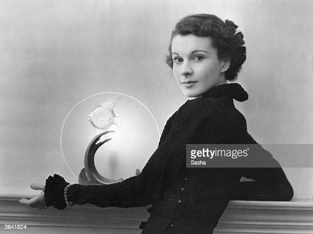 English actress Vivien Leigh Original Publication People Disc HS0069