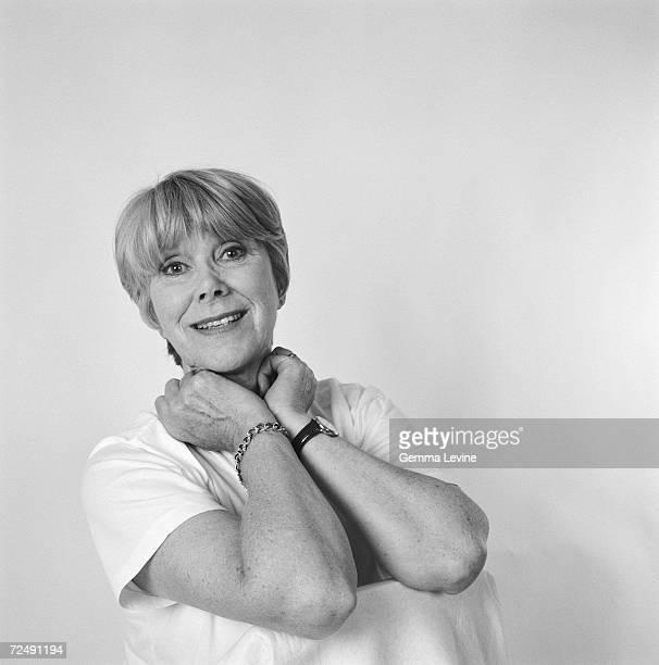 English actress Wendy Craig 1999