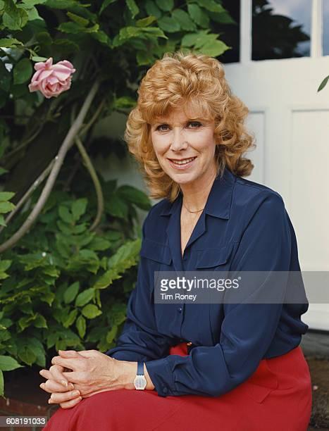 English actress Wendy Craig circa 1985