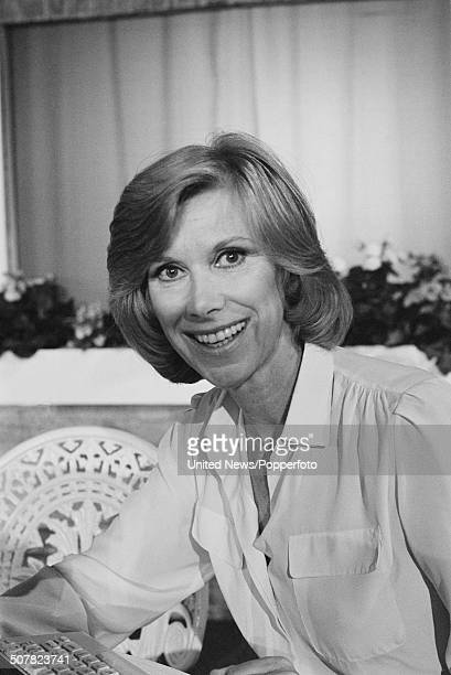English actress Wendy Craig in London on 16th September 1983