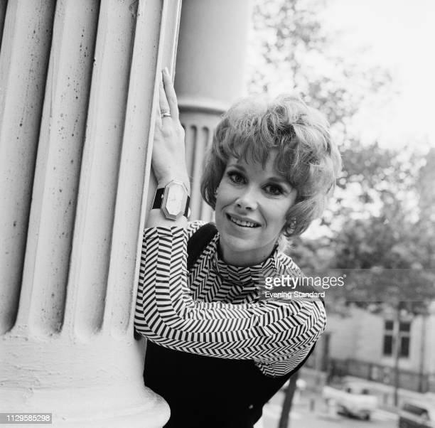 English actress Wendy Craig UK 24th October 1968
