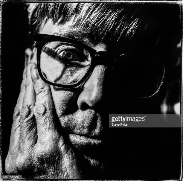 English author, actor and playwright Alan Bennett, 30th August 1986.