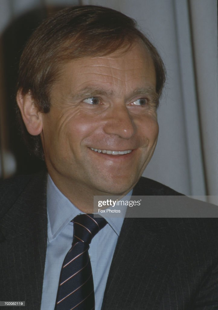 English author Jeffrey Archer, the new deputy chairman of the Conservative Party, UK, 23rd September 1985.
