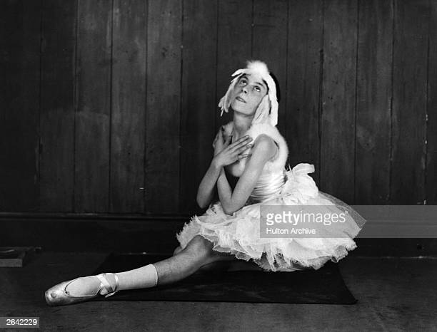 English ballerina Dame Alicia Markova, professional name of Lillian Alicia Marks. She joined Diaghilev's Ballet Russe in 1924 and was created DBE in...