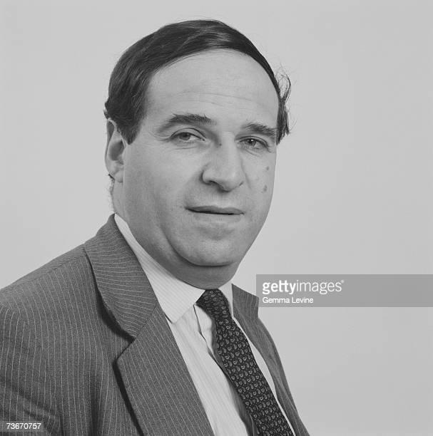 English barrister and Conservative politician Leon Brittan circa 1985