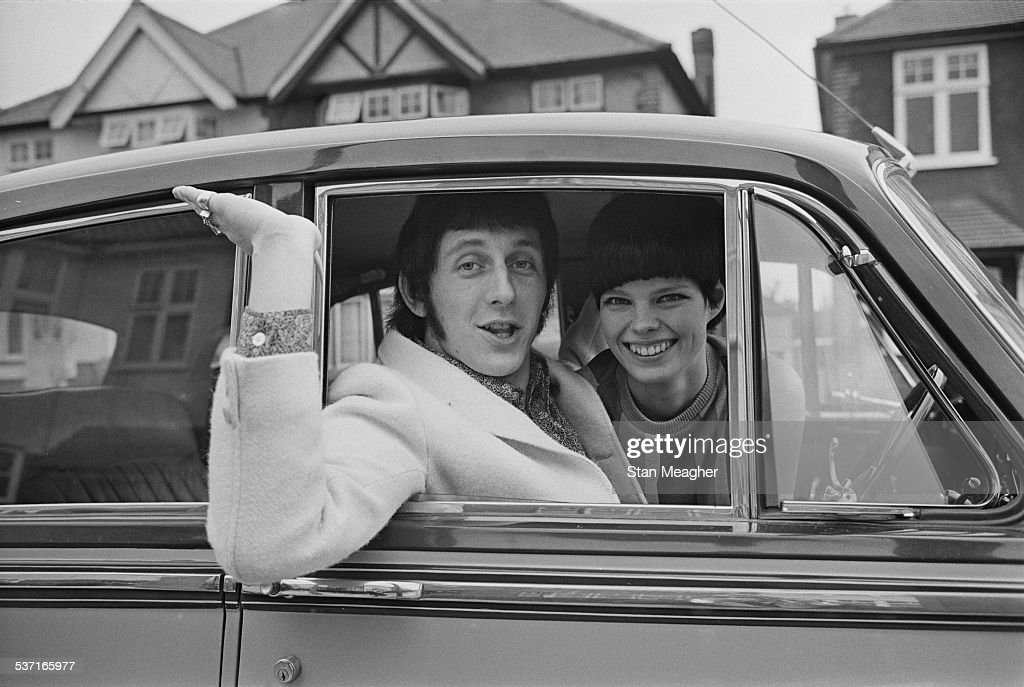 John Entwistle And Alison Wise : News Photo