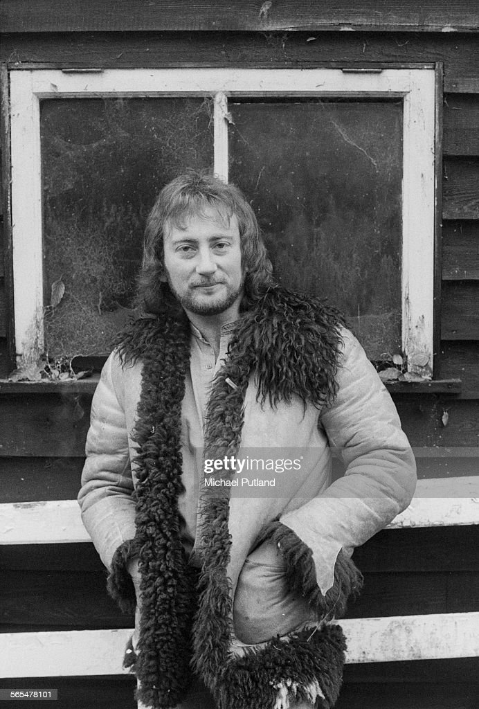 English bassist, songwriter and producer Roger Glover, formerly of Deep Purple, 1st December 1975.