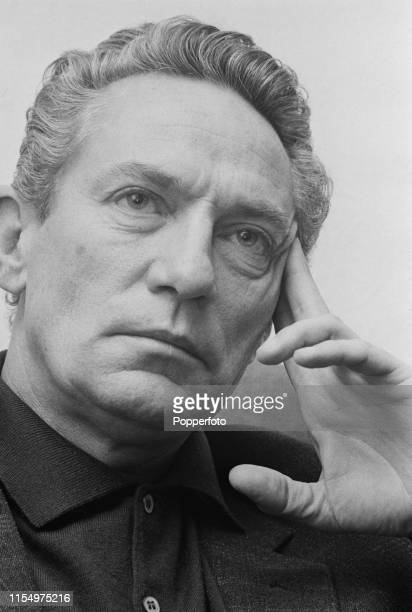English born actor Peter Finch who appears in the film The Flight of the Phoenix in January 1965