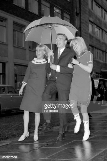 English born Australian singer Frank Ifield is to star in his first film 'U Jumped a Swagman' with costars Annette Andre and Suzy Kendall