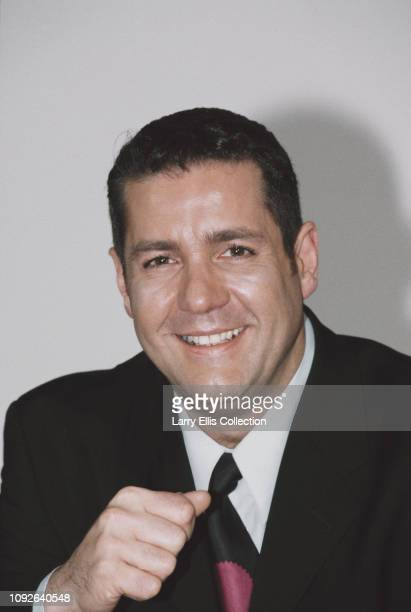 English broadcaster and television presenter Dale Winton pictured circa 1995.