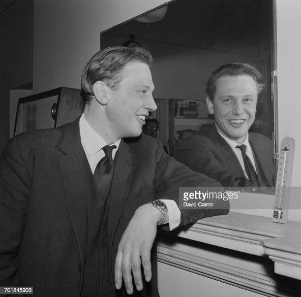 English broadcaster naturalist and newlyappointed controller of BBC Two David Attenborough 4th March 1965
