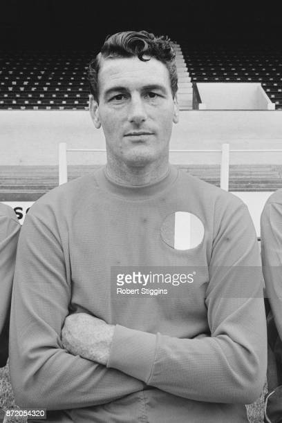 English centre forward Cliff Holton of Leyton Orient FC UK 16th August 1967