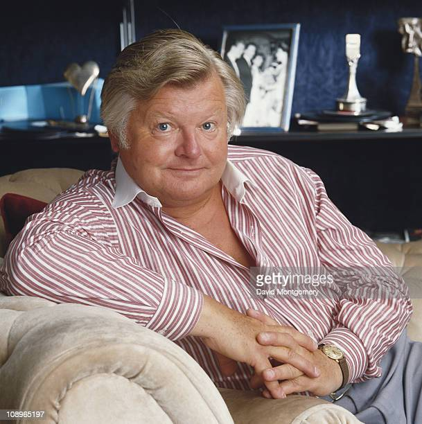English comedian and actor Benny Hill September 1985