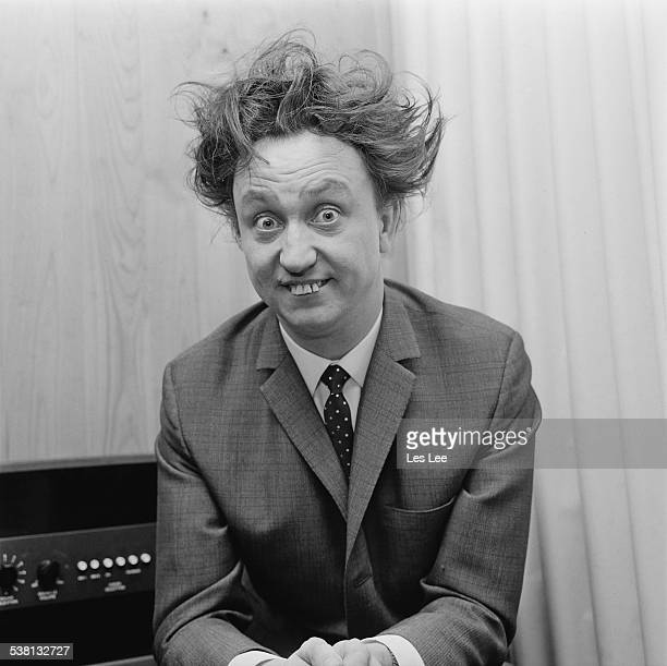 English comedian and actor Ken Dodd 1st February 1966