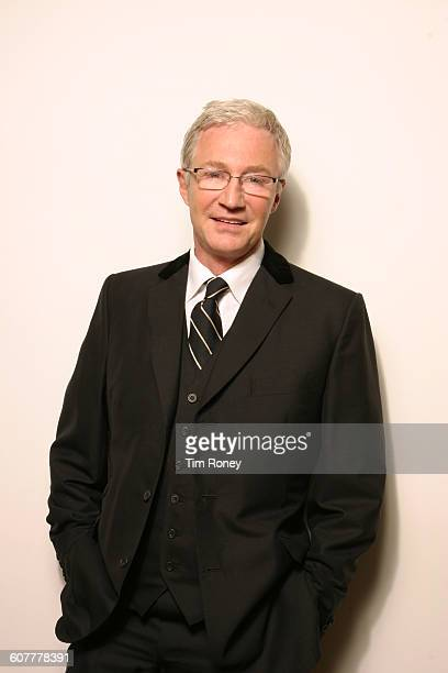 English comedian and television presenter Paul O'Grady circa 2006