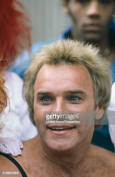 English comedian Freddie Starr pictured at a press event to launch his upcoming theatre tour in London on 27th March 1981