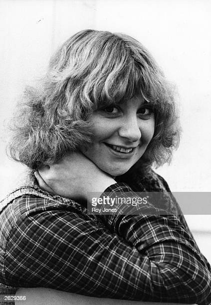English comedienne Victoria Wood