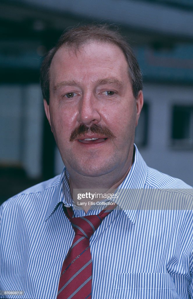 Gorden Kaye : News Photo