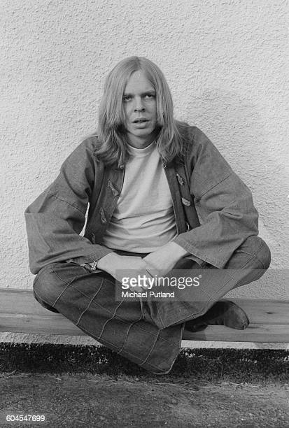 English composer and keyboard player Rick Wakeman March 1976