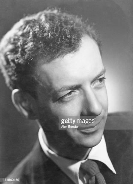 English composer and pianist Benjamin Britten circa 1949
