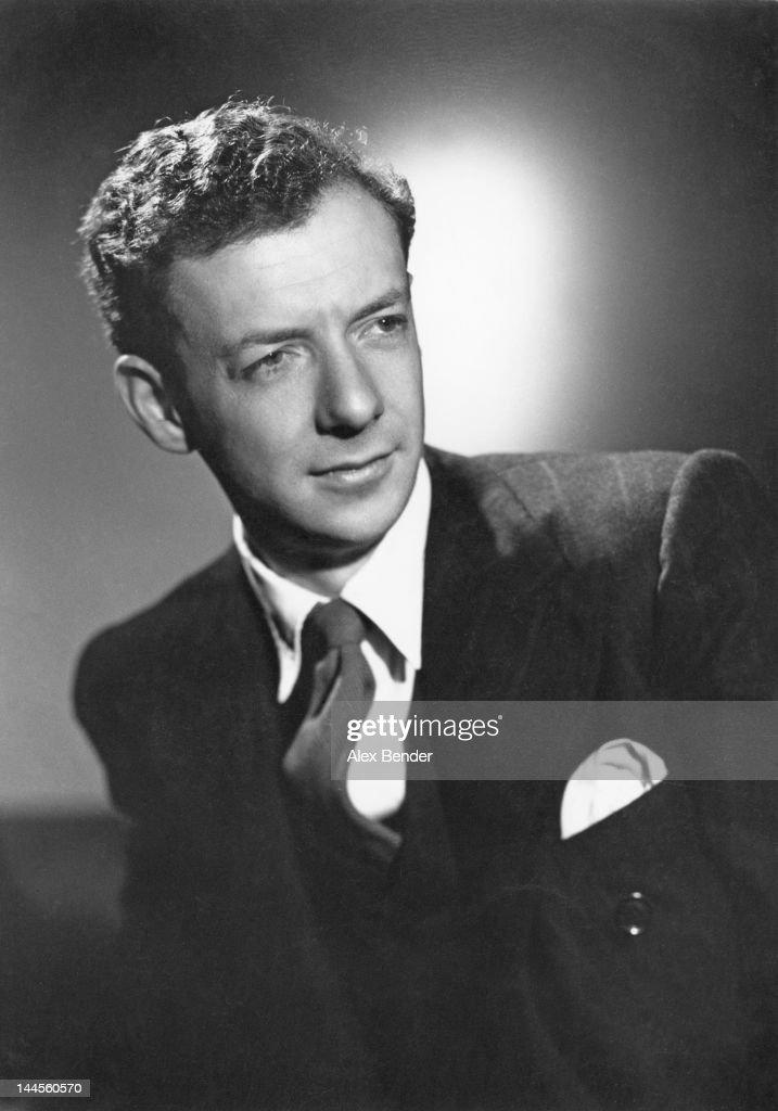 Benjamin Britten : News Photo
