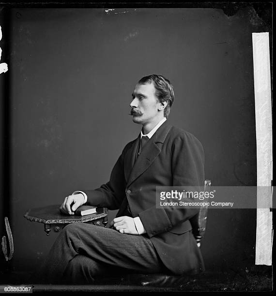 English composer and singer Michael Maybrick who performed under the pseudonym Stephen Adams 11th November 1871 He is named as a suspect in the Jack...