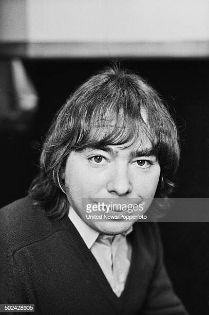 English composer Andrew Lloyd Webber pictured in London on 28th March 1985