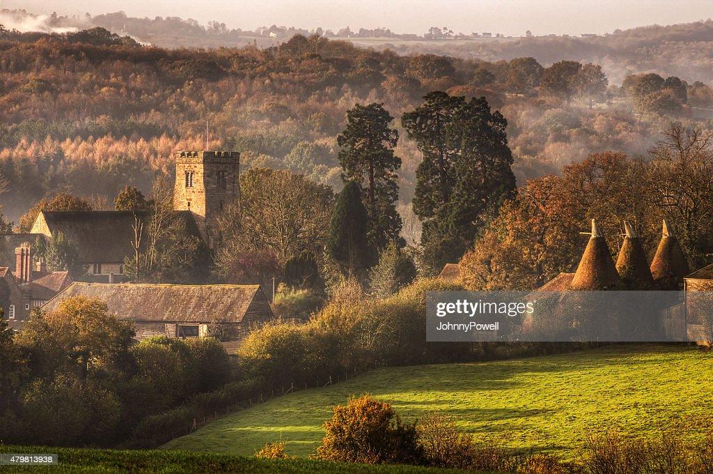 English Countryside : Stock Photo