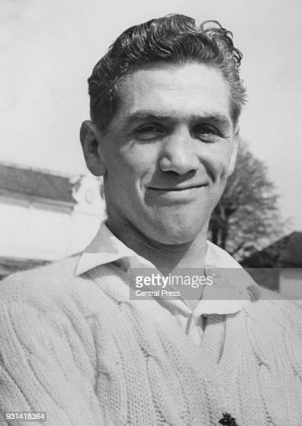 English cricketer Alan Brown of Kent CCC circa 1965
