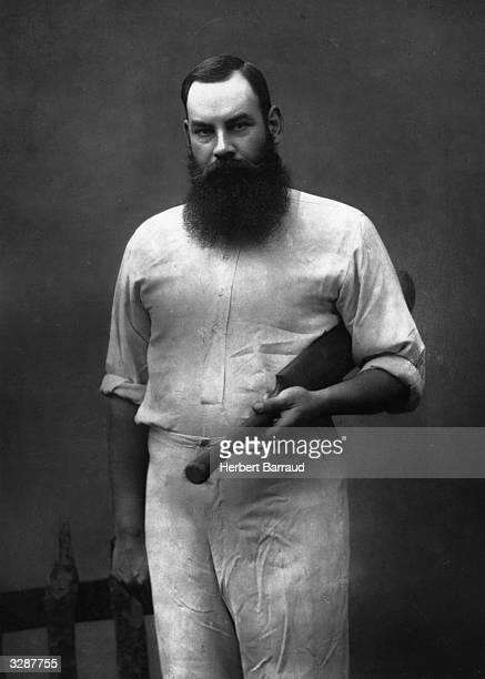 English cricketer W G Grace .