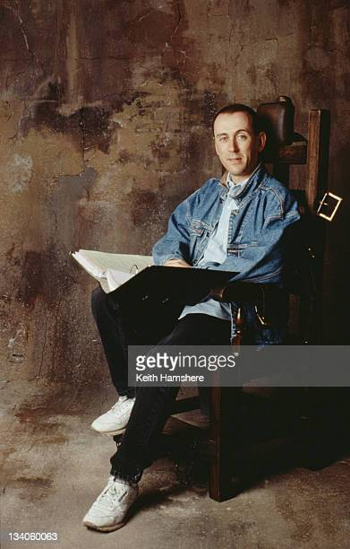 English director Nicholas Hytner during the filming of 'The Madness of King George' 1994