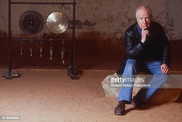 English Director Peter Brook