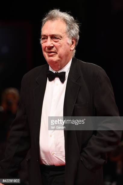 English Director Stephen Frears attends the 'Victoria & Abdul' premiere before receiving The Jaeger-LeCoultre Glory To The Filmmaker Award and...