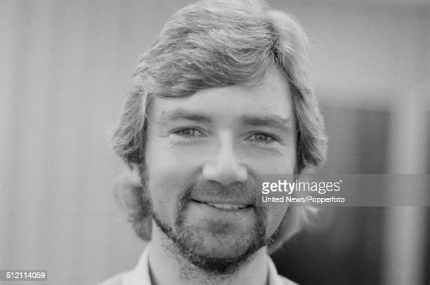 English DJ and broadcaster Noel Edmonds posed in London on 6th December 1984